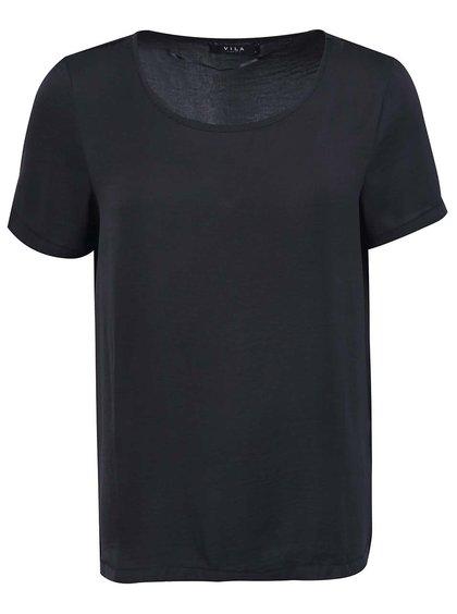 Bluză neagră Melli de la VILA