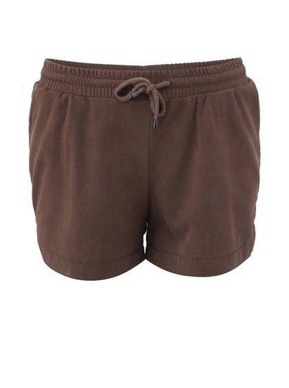 Pantaloni scurți ONLY Melanie - maro
