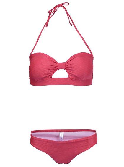 Costum de baie Relleciga Cherry roșu