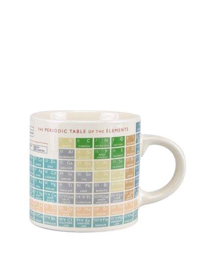 Krémový hrnček Rex Periodic Table