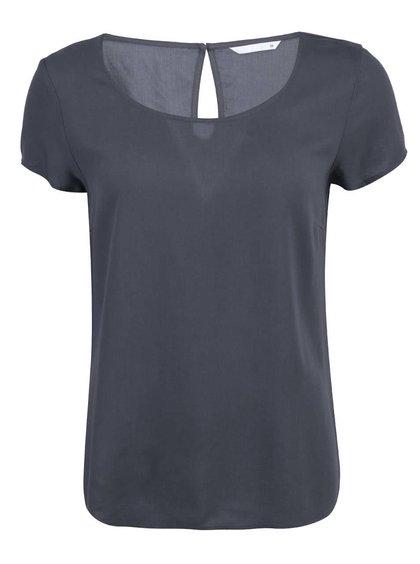 Šedé volnější tričko ONLY Geggo