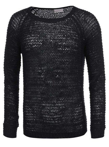 Černý svetr Vero Moda Verla