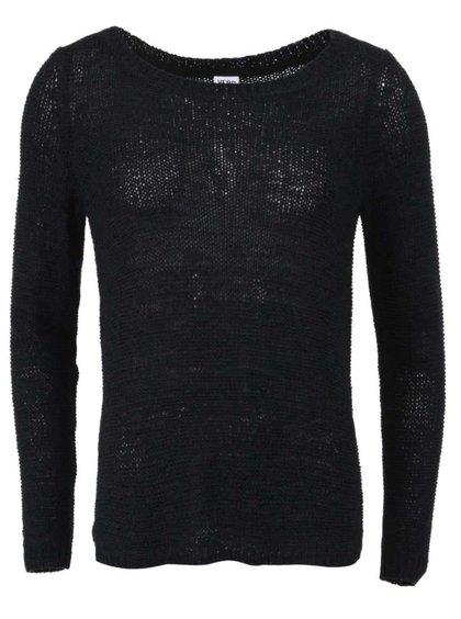 Čierny sveter VERO MODA Charity