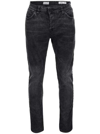 Jeanși bărbătești negri ONLY & SONS Loom