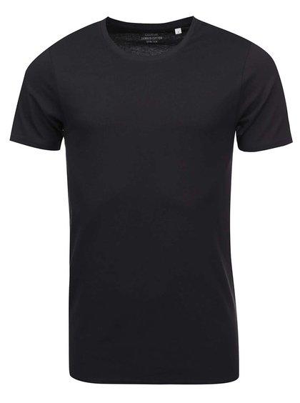Čierne tričko ONLY & SONS Basic