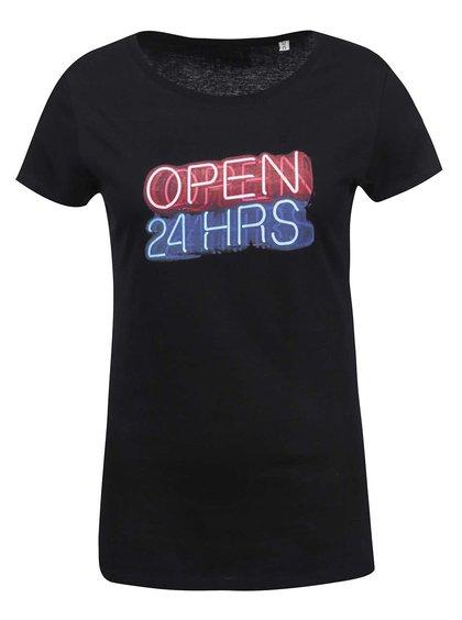 Tricou ZOOT Originál 24 Hours de culoare neagră