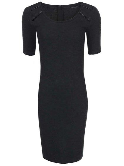 Čierne šaty ONLY New Odessa