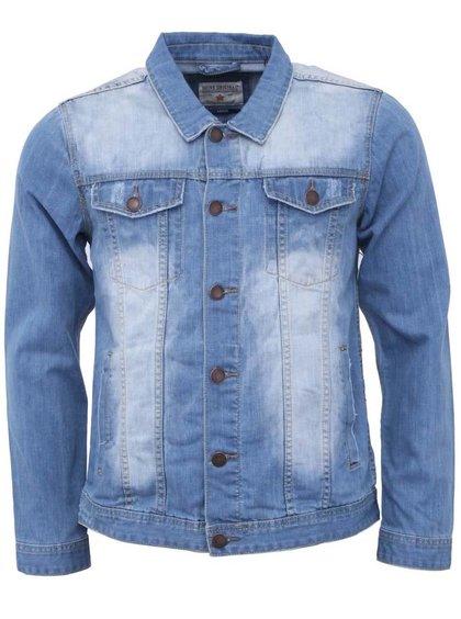 Jachetă din denim albastru de la Shine Original