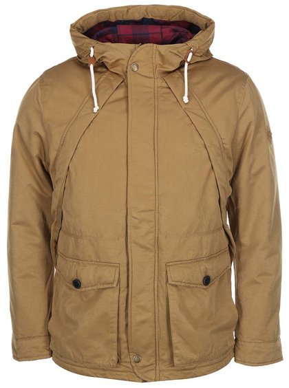 Parka scurtă Jack & Jones Chap - bej