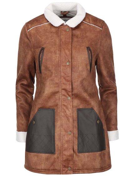 Hnedý dámsky kabát Bellfield Kendal
