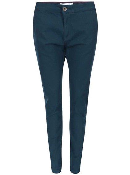 Pantaloni de damă chino bleumarin Brakeburn Zip Hem