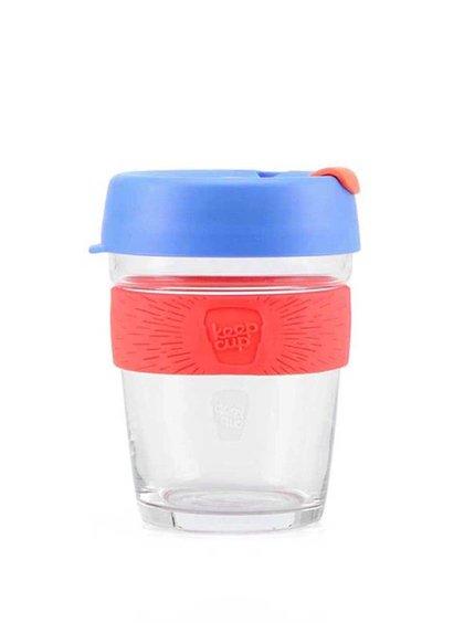 Designový cestovní skleněný hrnek KeepCup Brew Elixir Medium