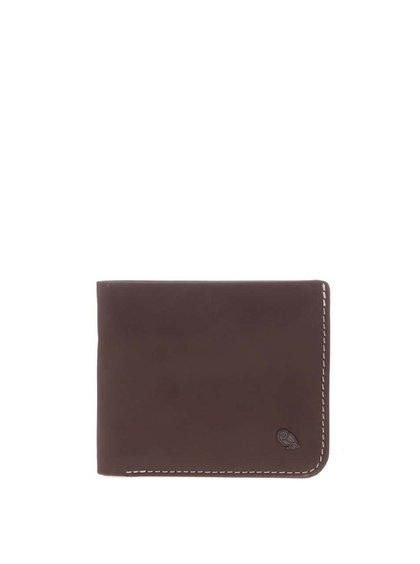 Hnedá kožená peňaženka Bellroy Hide & Seek