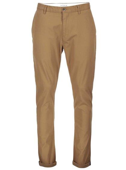 Světle hnědé kalhoty Ben Sherman