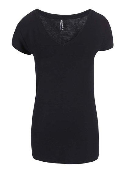 Tricou negru Haily's Sophie