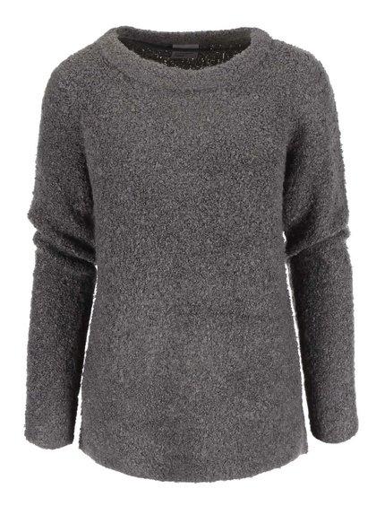 Tmavosivý sveter Vero Moda Polar