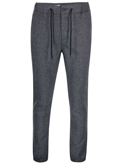 Pantaloni de lână gri Casual Friday by Blend
