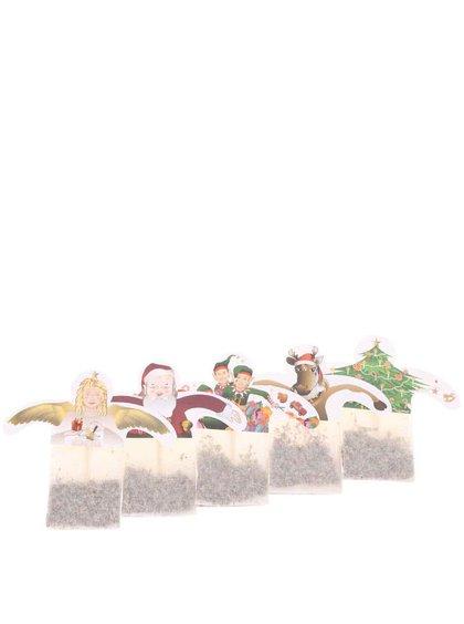 Vtipné vianočné čaje Donkey Ho! Ho! Ho!