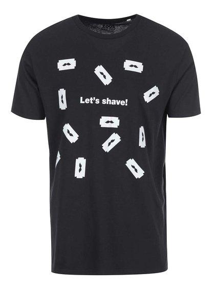 Tricou bărbătesc ZOOT Original Razor Men negru