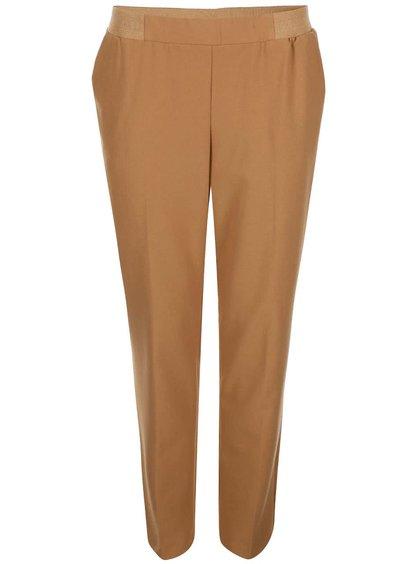 Hnedé formálne nohavice ONLY Tao