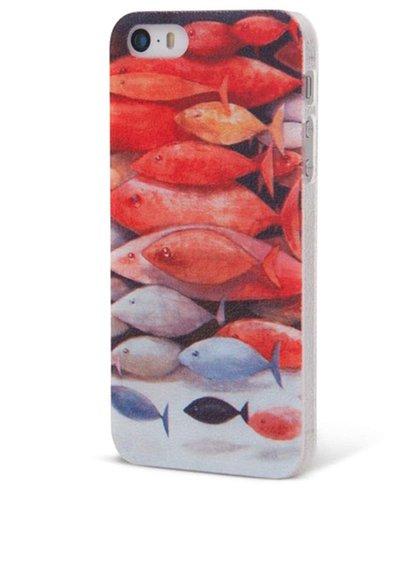 Carcasă Epico cu pești pentru iPhone 5/5s