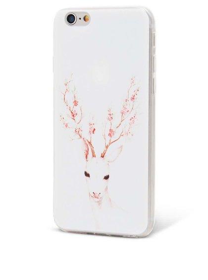 Husă Epico Deer albă pentru Iphone 6/6S