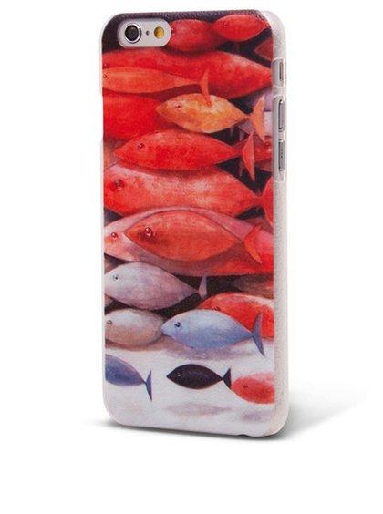 Barevný ochranný kryt na iPhone 6/6s Epico Fish