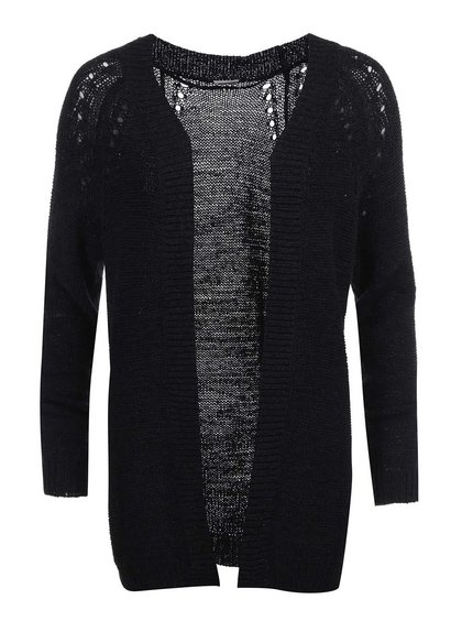 Čierny kardigan Vero Moda Charity