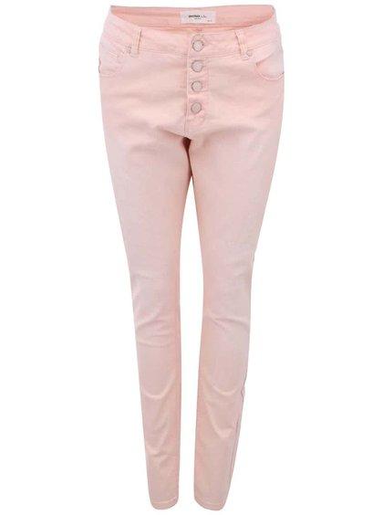 Jeanși VERO MODA Maxi - roz caisă