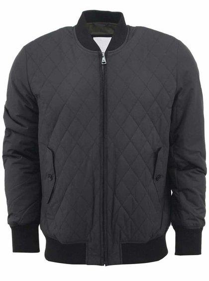 Jachetă bomber neagră Ben Sherman