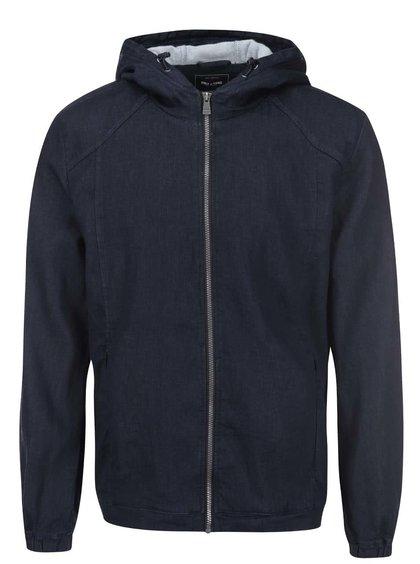 Tmavě modrá bunda s kapucí ONLY & SONS Lars