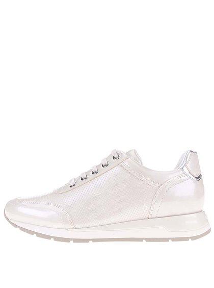 Pantofi GEOX Shahira sport unisex albi