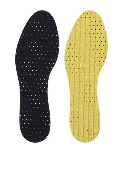 Měkké latexové vložky do bot pedag