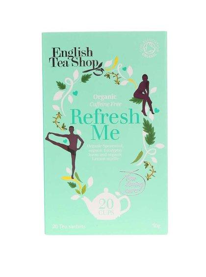 Čaj English Tea Shop s osviežujúcimi účinkami