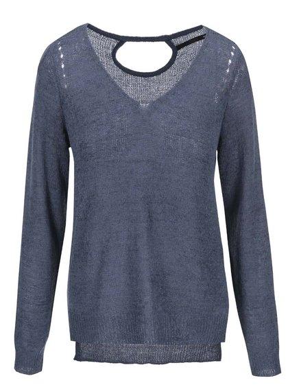 Modrý sveter Only Lune