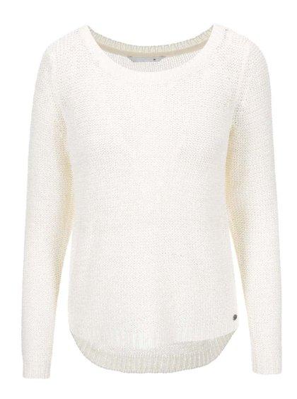 Krémový pletený svetr ONLY Geena