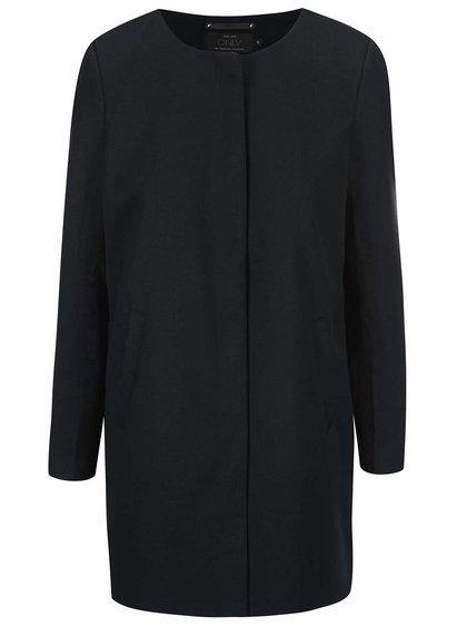Čierny ľahký kabát ONLY Sidney