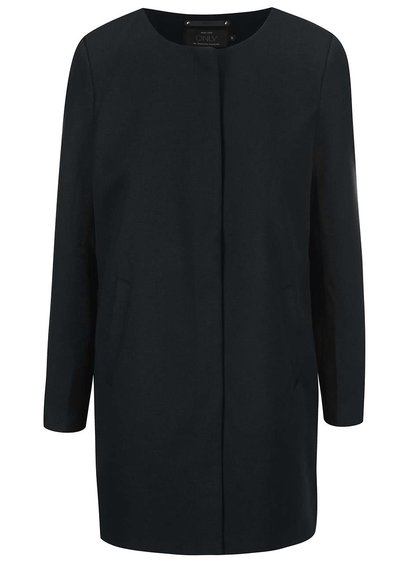 Jachetă subțire neagră ONLY Sidney