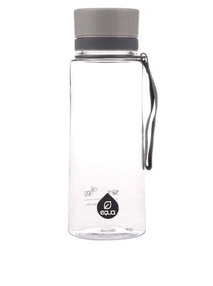 Sticlă din plastic gri EQUA (600ml)