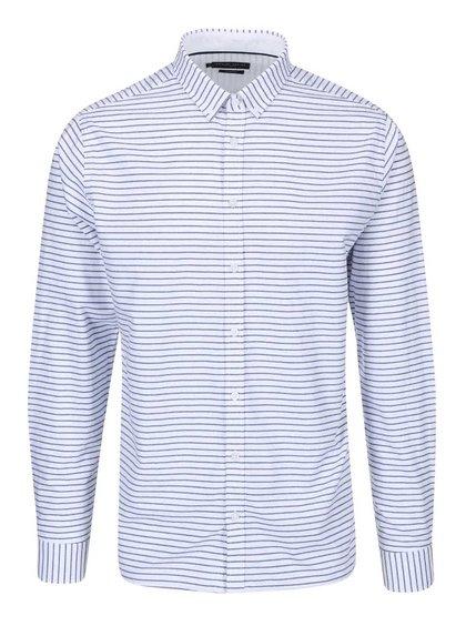 Modro-biela pruhovaná košeľa Casual Friday by Blend