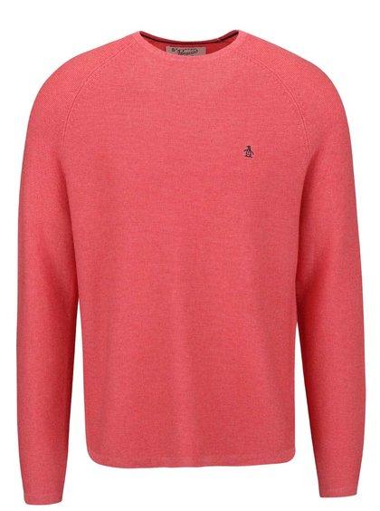Koralový sveter Original Penguin Mason