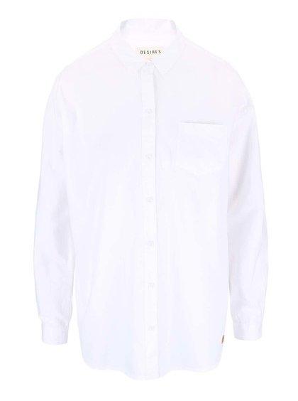 Bluză albă lejeră Desires Tarik