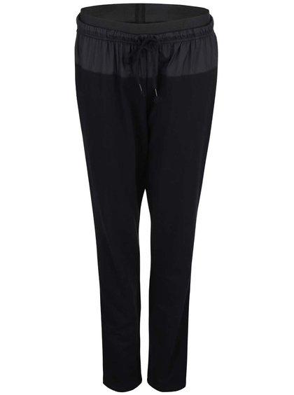 Černé teplákové kalhoty Desires Tarlan