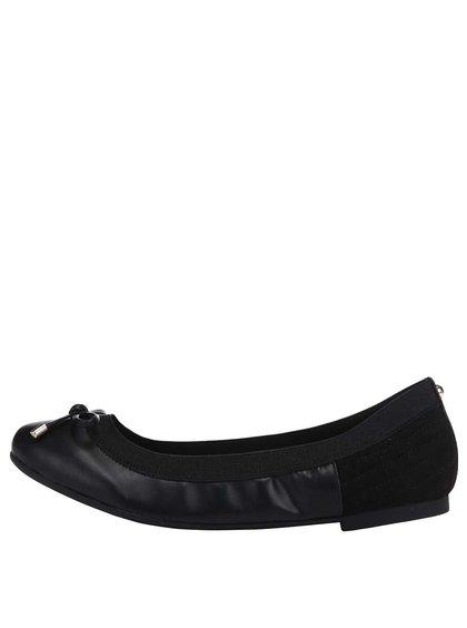 Čierne balerínky ALDO Roero
