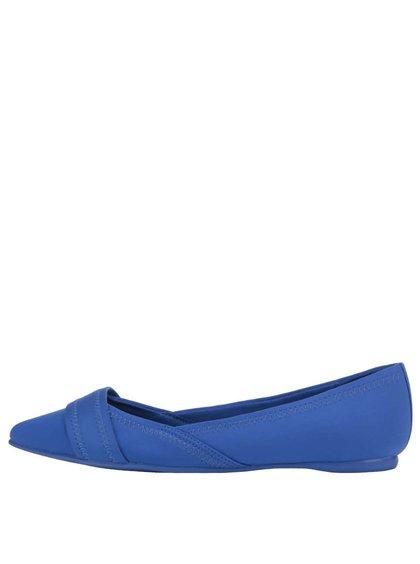 Modré balerínky ALDO Maida