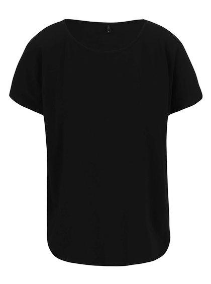 Černé tričko ONLY Live Love