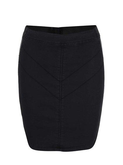 Čierna puzdrová sukňa Desires Tino