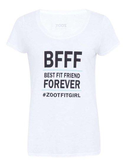 Biele dámske tričko ZOOT Originál BFFF