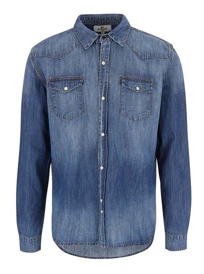 Modrá rifľová košeľa Bellfield Codeine