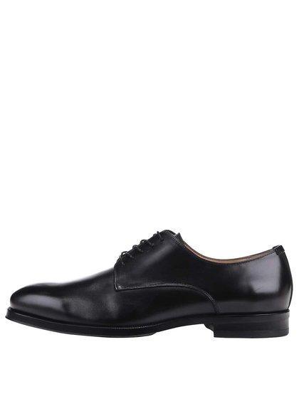 Pantofi ALDO Ridgley negri din piele